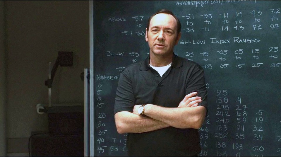 kevin spacey 21 By request Kevin Spacey in ?21? in the scene